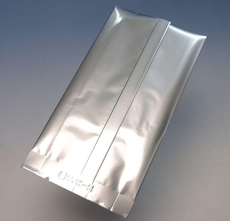 VK-167(500枚×2袋)(銀色)85×25×160mm アルミ蒸着ガゼット袋 脱酸素剤対応袋 福重