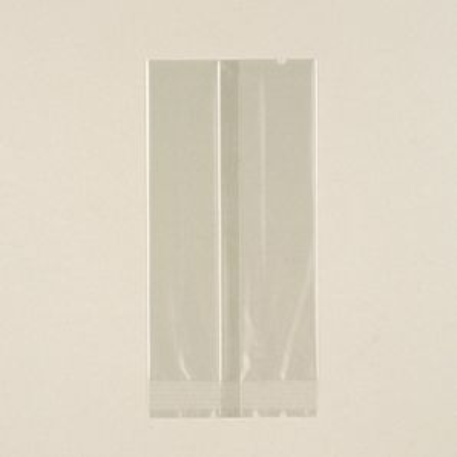 透明ガスバリア合掌袋 VK-20(500枚×5) 70×150mm 脱酸素剤対応袋 【本州/四国/九州は送料無料】