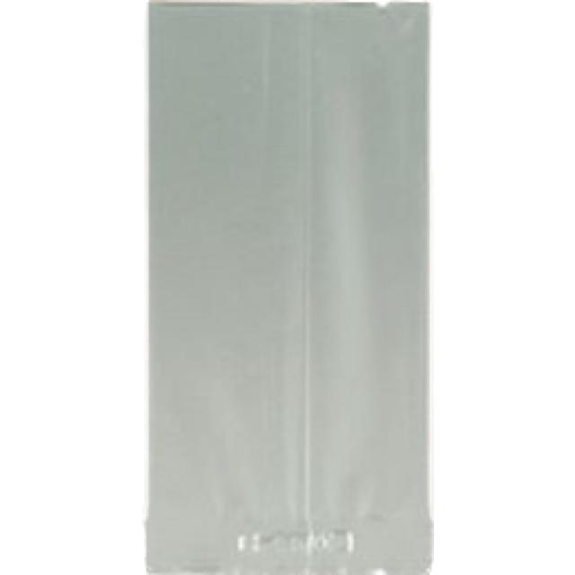 VK-168 銀ベタ合掌袋 70×140mm(500枚×6袋) 脱酸素剤対応袋【本州/四国/九州は送料無料】