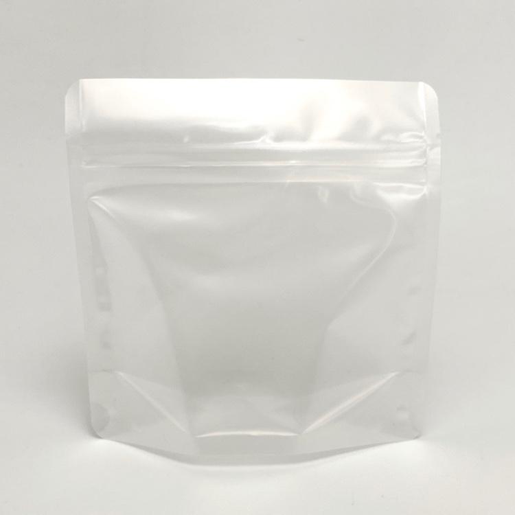 ミニスタンド袋 MS-1 (2,000枚) マット チャック付スタンドパック 防湿袋 脱酸素剤使用不可 福重