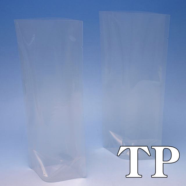 透明スタンド袋 TP-N0600 150×210(41)mm(1,200枚) 標準タイプ カウパック 【時間指定不可】【本州/四国/九州は送料無料】