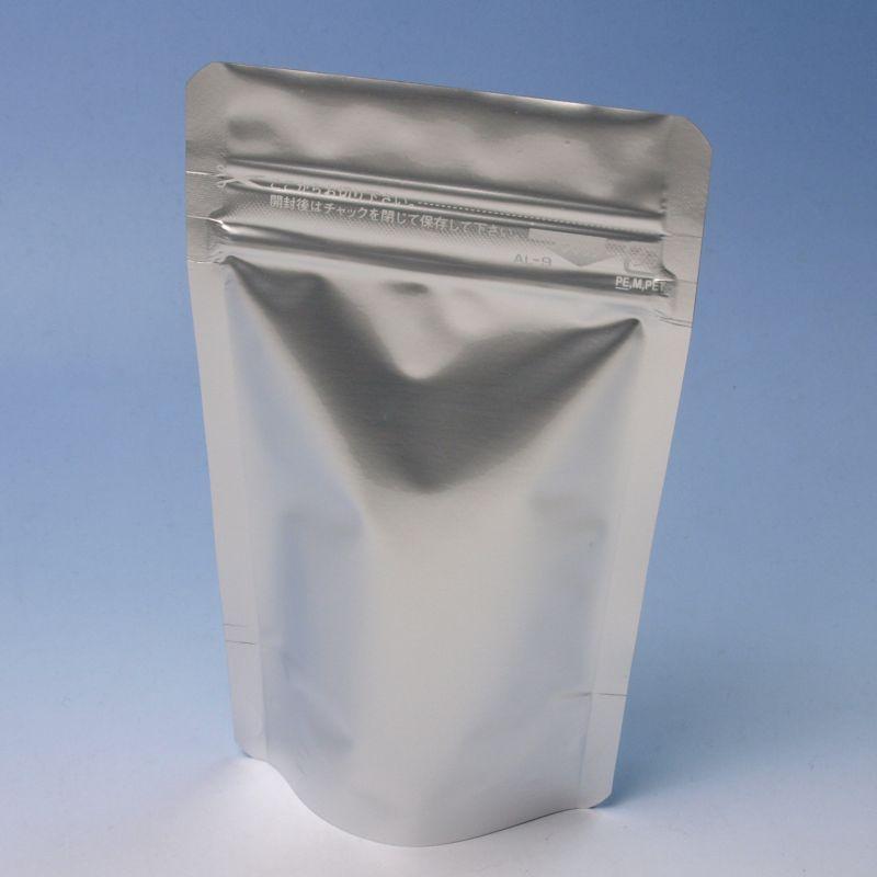 セイニチ ラミジップ AL-9 (2,000枚) 115×90+28mm(底)脱酸素剤対応袋 生産日本社 アルミスタンドチャック袋【時間指定不可】【本州/四国/九州は送料無料】