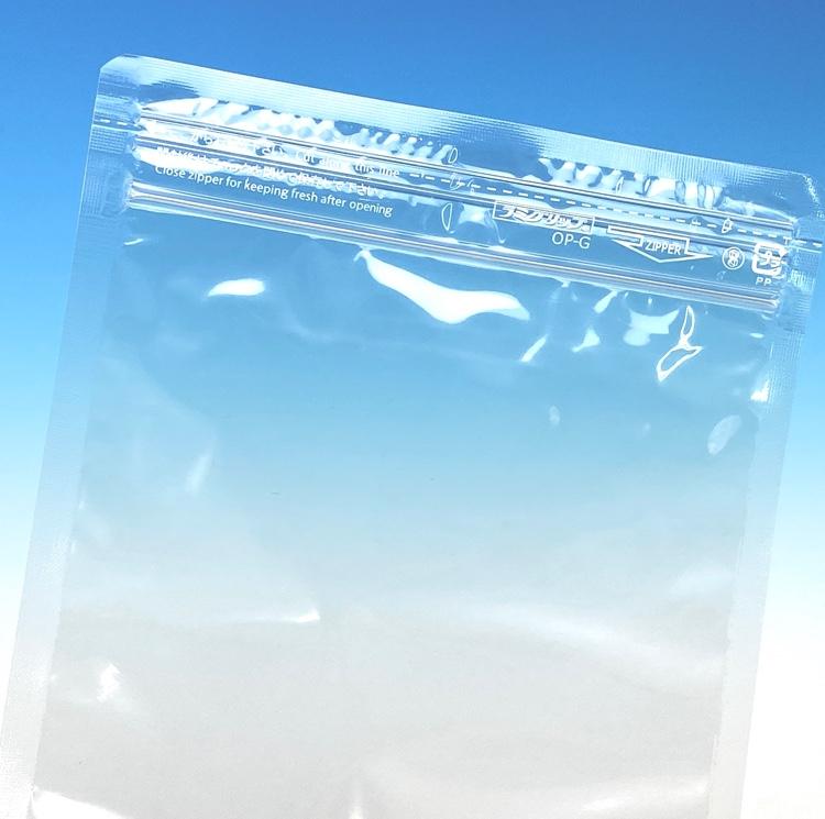 セイニチ ラミグリップ OP-G (2,000枚) 200×140mm 底開き 生産日本社 防湿チャック袋(時間指定不可)