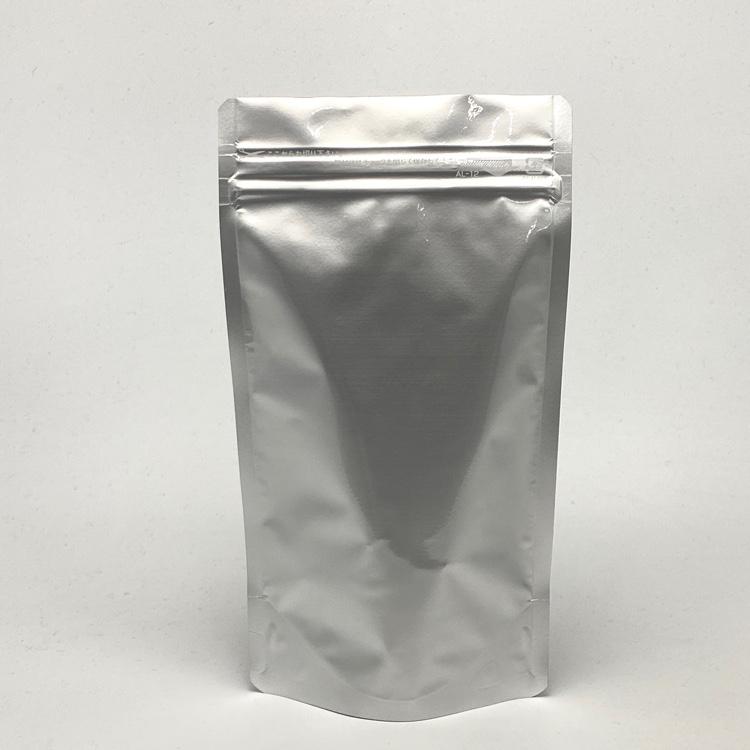 セイニチ ラミジップ AL-12 (1,200枚) 180×120+35mm(底)脱酸素剤対応袋 生産日本社 アルミスタンドチャック袋(時間指定不可)