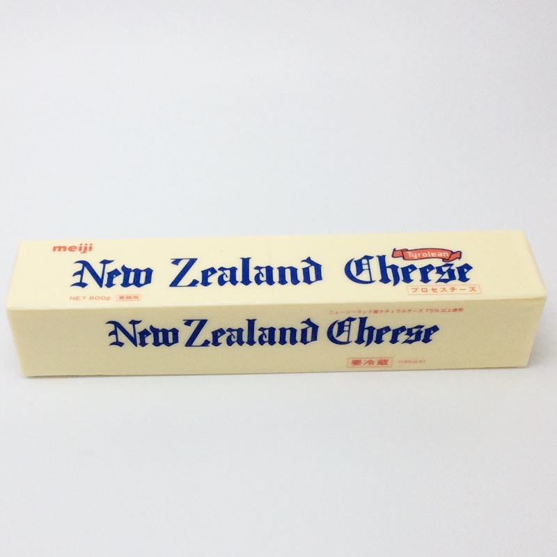 明治チロリアンNZ カルトン800プロセスチーズ(800g×10箱) 明治業務用チーズ