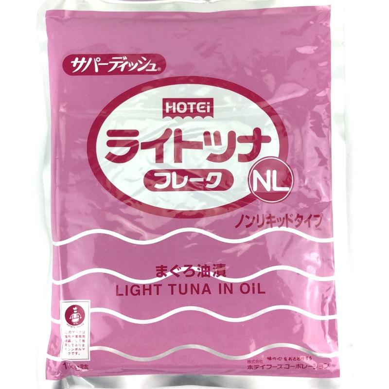 ホテイ 高い素材 お買得 ライトツナフレーク NL タイ産 賞味期限:残存期間120日以上 1kg×10袋
