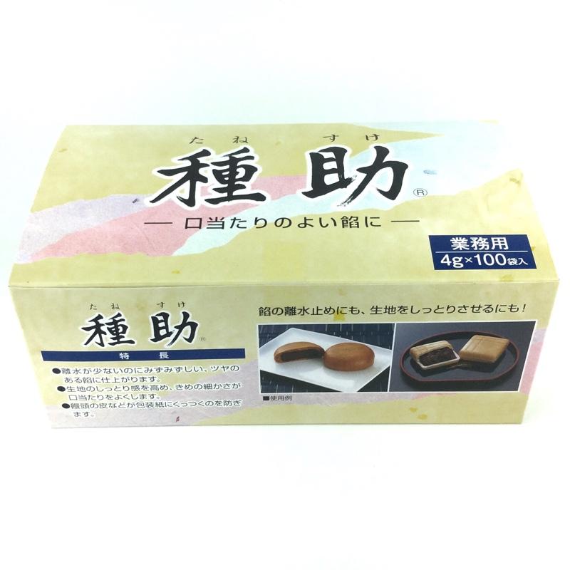 物品 イナゲル 種助 4g×100袋 品質向上剤 伊那食品工業 賞味期限:残存期間120日以上 日本最大級の品揃え