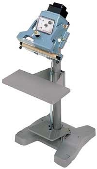 富士インパルス FiK-300-10WK 頭部可動式足踏み式シーラー(上下加熱式)(時間指定不可) (北海道・沖縄・離島への発送はできません) (受注生産)