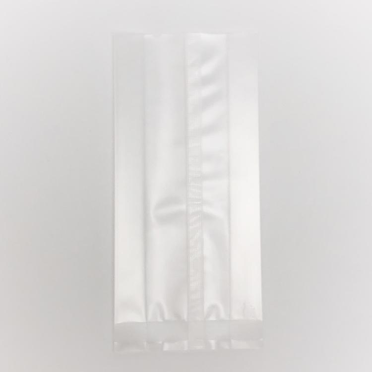 (マット調) 合掌ガゼット GM NO.33 (2,100枚) 85×25×150mm ガゼット袋 脱酸素剤対応袋 防湿 福助工業 (時間指定不可)