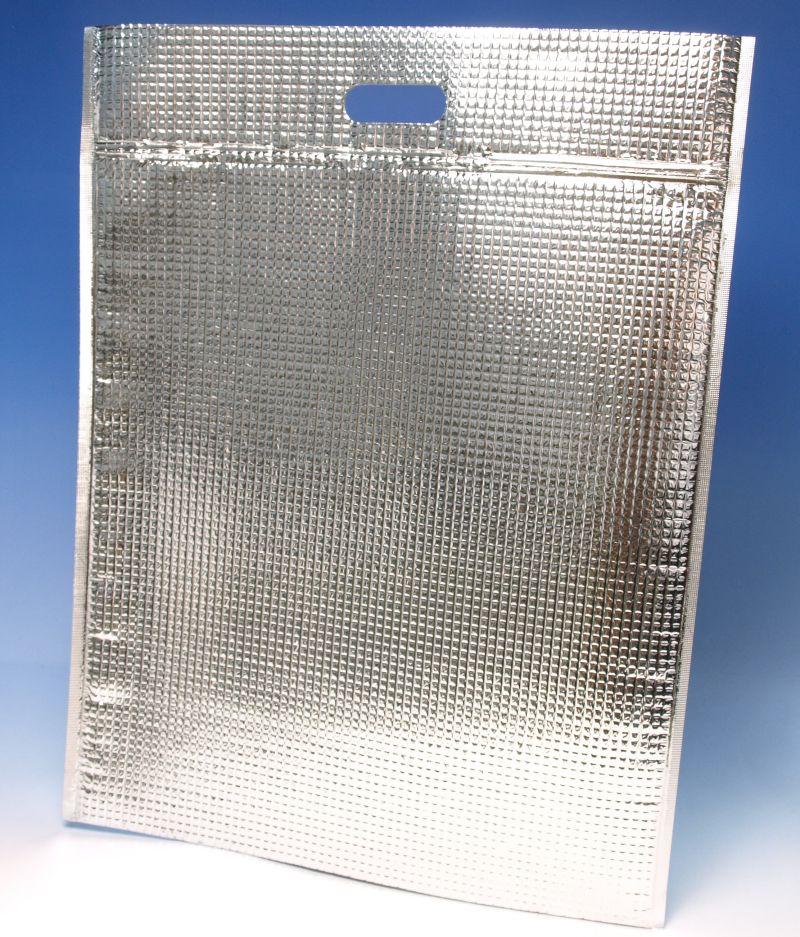 ミナク~ルC4Z(LL) (50枚×2箱=100枚) 365×475mm チャック付平保冷袋 保冷バッグ 保冷バック(時間指定不可) (北海道/沖縄/離島への発送はできません)