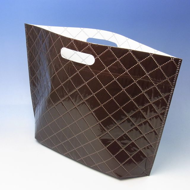 MCQクールバックチャック付保冷袋(300枚) 370×280×120mm 保冷バッグ(時間指定不可) (北海道/沖縄/離島への発送はできません)