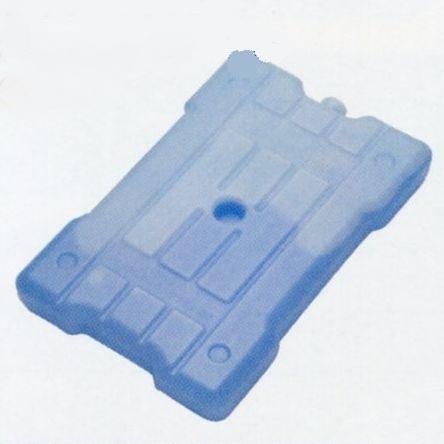 ブロー成形保冷剤 エバクール プラス1000(1000g×16個) 230×150×35+4mm 蓄冷剤 プラスチック樹脂容器タイプ【本州/四国/九州は送料無料】