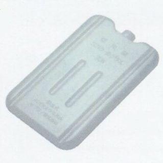 ブロー成形保冷剤 エバクール プラス200(200g×75個) 150×90×17mm 蓄冷剤 プラスチック樹脂容器タイプ【本州/四国/九州は送料無料】