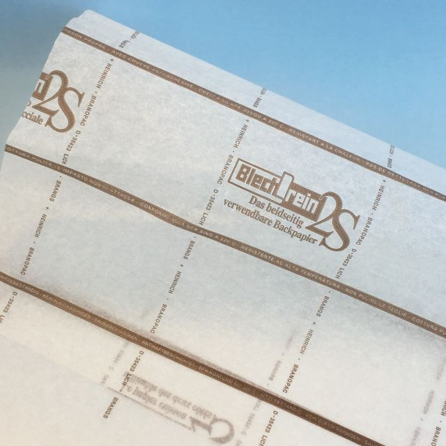【時間指定不可】ブラノパック ベーキングペーパー M-214 400mm×600mm(300枚×5束)【本州/四国/九州は送料無料】