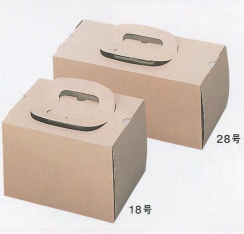ケーキ箱 ペア&ノエル28号ローズグレー(100枚)(本体のみ/トレーは別売りです) 148×288×115mm パッケージ中澤