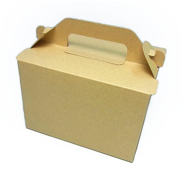 ケーキ箱 105OPLウッズ4×6(300枚) 120×180×105mm 高さ10.5cm ショートケーキ用 手提げサイドオープン式 パッケージ中澤 【本州/四国/九州は送料無料】