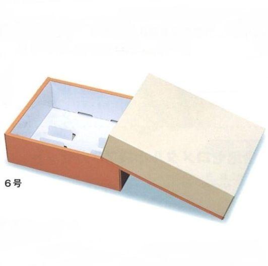 焼菓子箱 マイケース 6号(100枚)160×200×65mm ギフト箱 パッケージ中澤