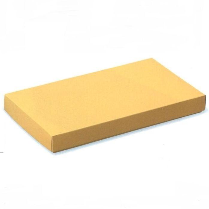 焼菓子箱 ローギフト イエロー 6号(100枚) 160×300×35mm ギフト箱 パッケージ中澤