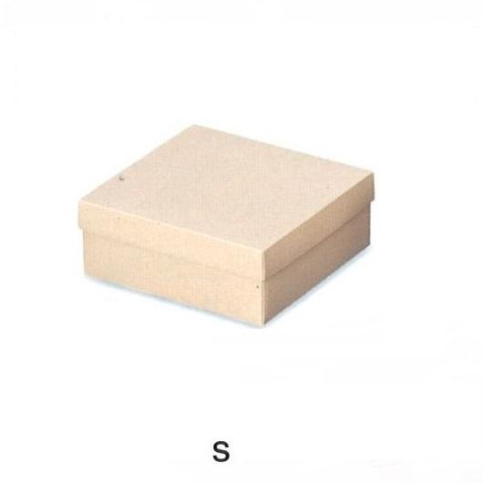 Sサイズ H-76ミルカートン(76ミルカ) (100枚) 172×210×76mm 循環型エコ原紙 リサイクルボール紙 パッケージ中澤