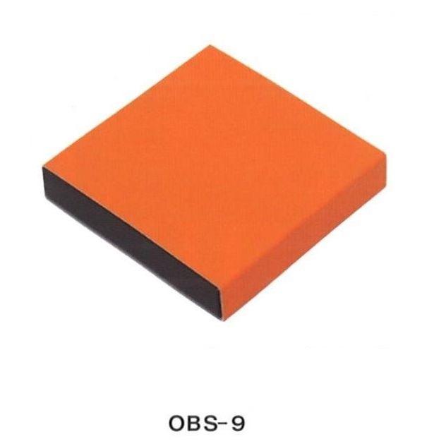 チョコレート箱 ガナッシュOBS-9(3cm角用)(100枚) 120×120×25mm 生チョコ用スリーブケースパッケージ中澤