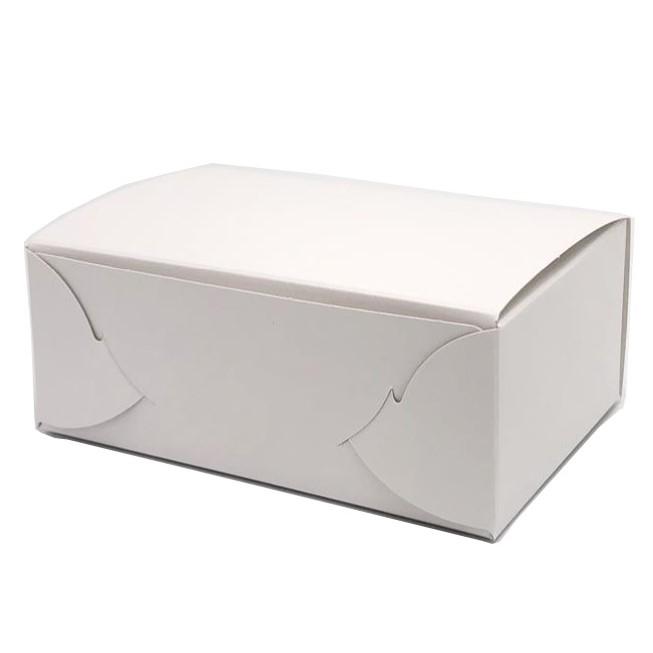 ケーキ箱 ミニショート折 NO.8(400枚)180×240×60mm KSカートン折の高さ6cmタイプ パッケージ中澤