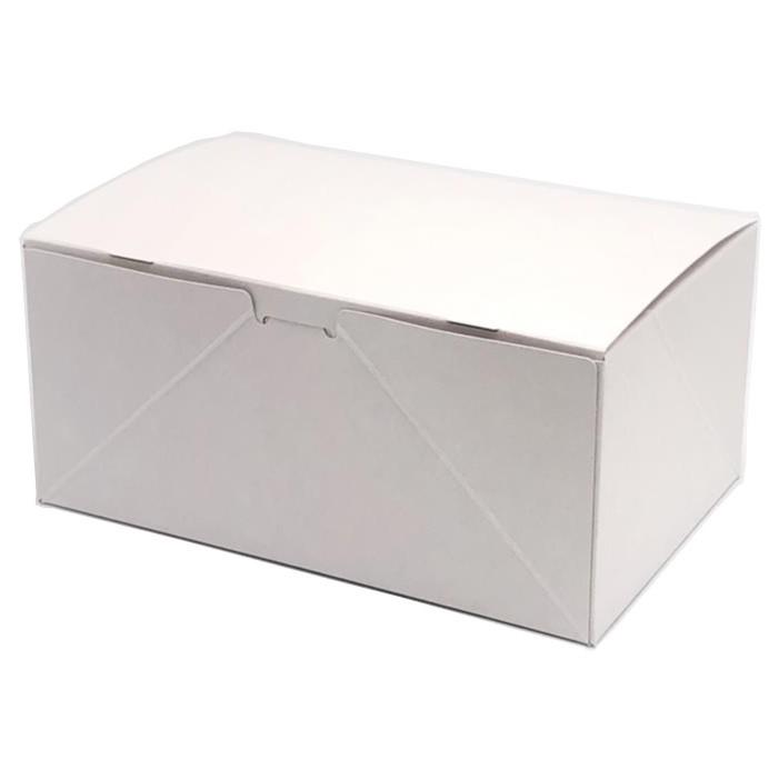 バーゲンセール ケーキ箱 SSワンタッチ No.7 新色追加して再販 400枚 パッケージ中澤 ワンタッチ式の普及タイプ 150×210×85mm