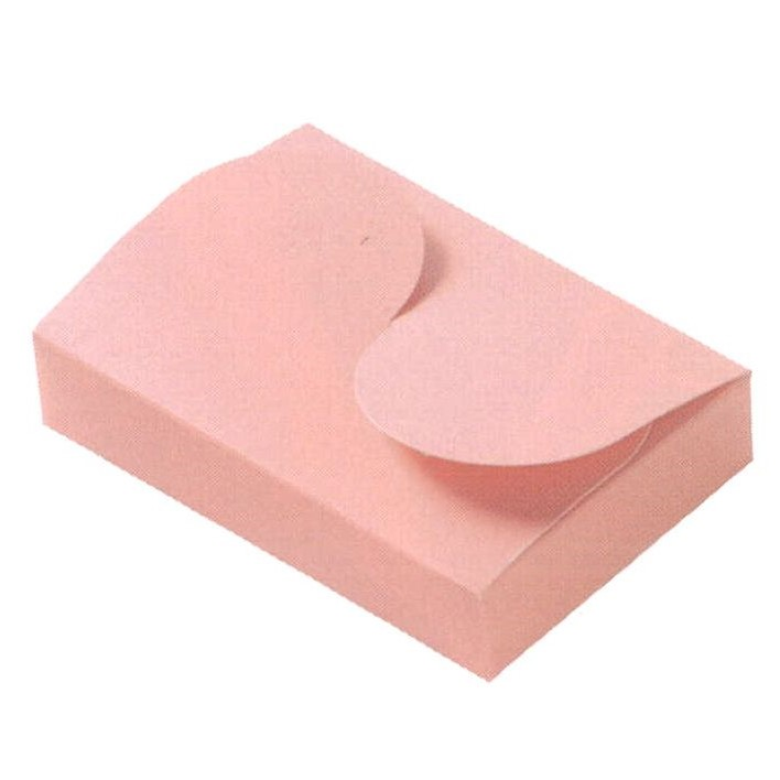 N.Cケース NC-3006 ピンク 200枚 超歓迎された 3cm角用 激安通販専門店 74×112×23mm 生チョコ用ケース パッケージ中澤 NCケース