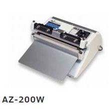 瀬尾電子工業 AZ-200Wシーラー 上下加熱式 卓上シーラー 【本州/四国/九州は送料無料】