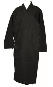 男物 袴用着物 シワ加工紬綿生地 誂え 9色から選べるオーダー 単仕立付 1枚ごとにお仕立てます 洗えます メンズきもの【送料無料】