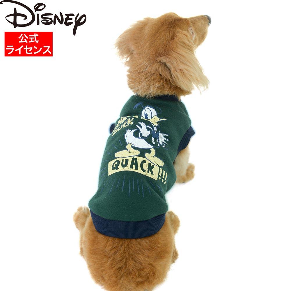 Disney公式ライセンス 1枚までメール便対応 Disney ディズニー ドナルドヴィンテージクルー ds202-022-072 中古 犬 ペットグッズDog ペット用品 With 入手困難 服 Me ドッグウィズミー