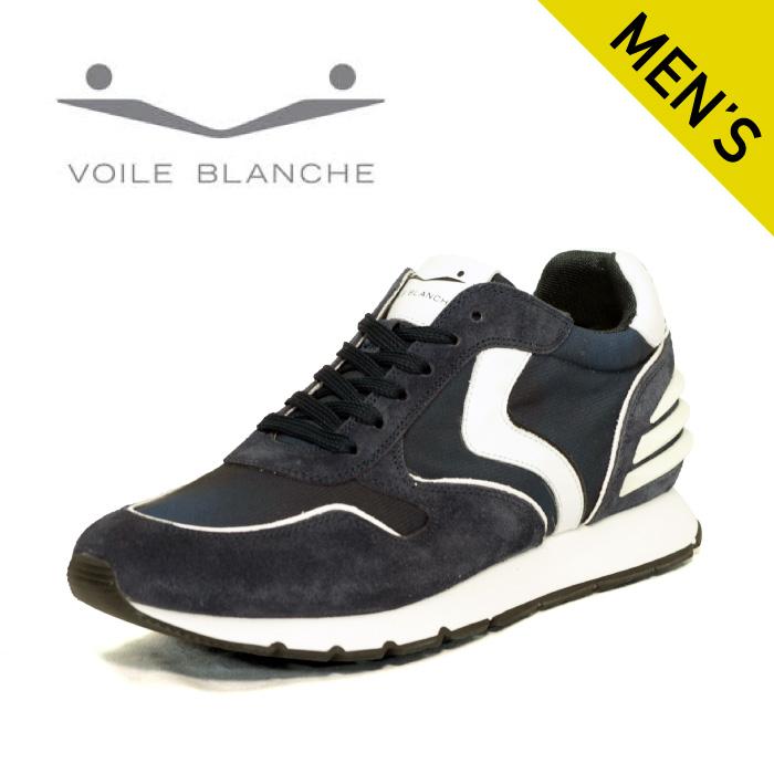 VOILE BLANCHE(ボイルブランシェ) 2014594-03 メンズ スニーカー リアムパワー ネイビー
