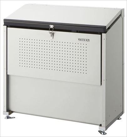 ダイケン スチールゴミ収集庫クリーンストッカー 間口1000 CKE-1005 ( 旧品番 CKE-1000 ) 屋外 大型 ゴミ箱 ゴミ置き