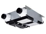 春新作の 薄形寒冷地タイプ〈透湿膜製全熱交換器〉:IBELL アイベル 三菱電機 VL-10PZM3-R ロスナイセントラル換気システム /-木材・建築資材・設備