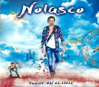 ポップスやロック調の曲が多いが ノラスコの個性が光るアルバム 大幅にプライスダウン ノラスコ フエゴ エン エル シエロ CIELO EN フラメンコCD FUEGO 付与 NOLASCO 1点のみメール便可 EL