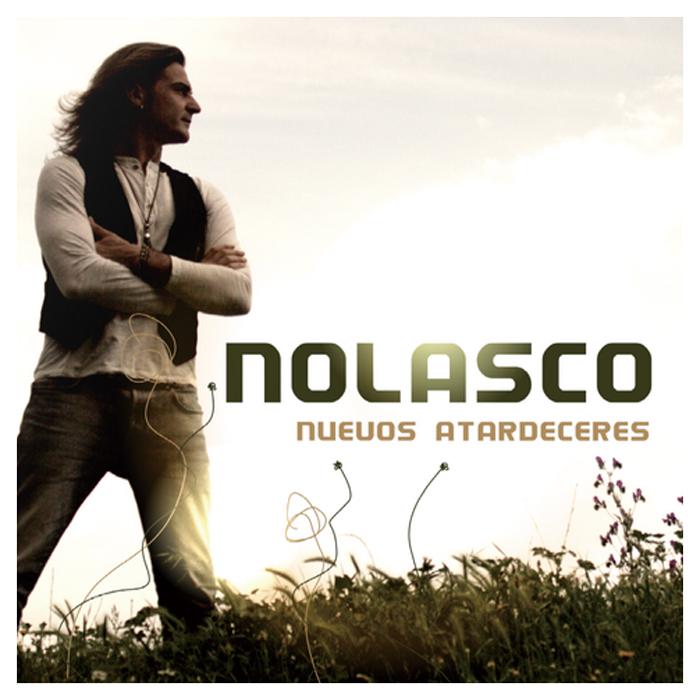 セビリアのシンガーソングライターNolascoの5枚目のアルバム 売切特価 ノラスコ 贈与 ヌエボス アタルデセレス 低価格化 NUEVOS NOLASCO ATARDECERES 1点のみメール便可 フラメンコCD