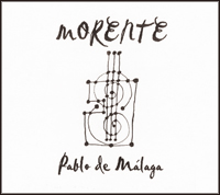 スペイン出身の名画伯パブロ ピカソへのオマージュ作品 売切特価 在庫一掃 Enrique Morente Pablo de Malaga デ 1点のみメール便可 パブロ フラメンコCD モレンテ エンリケ マラガ AL完売しました。