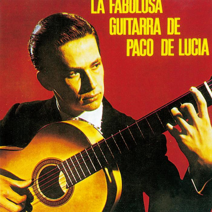 PACO DE LUCIA La Fabulosa Guitarra 新品 送料無料 de Paco lucia デ ファブロッサ ルシア フラメンコCD 1点のみメール便可 待望 パコ ギターラ ラ
