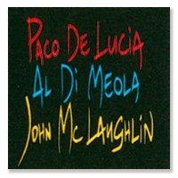 80年に圧倒したスーパーギタートリオの16年ぶりに第2作 パコ デ ルシアアル 付与 ディ メオラジョン マクラフリン ザ ギター 全国一律送料無料 McLaughlin MeolaJohn フラメンコCD 1点のみメール便可 トリオ Paco LuciaAl Di de