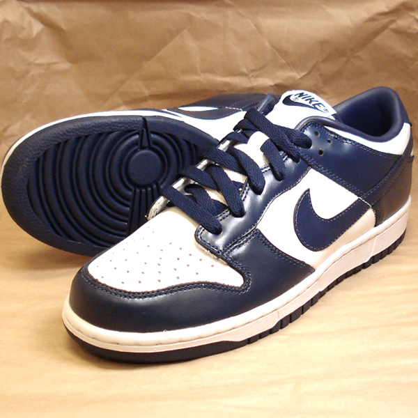 half off a216e 29f25 ... cheap nike dunk low cl nike dunk lo classic white midnight navy 304714  142 in the