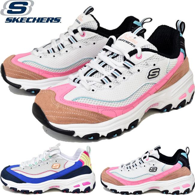 Inscribirse Encarnar Adversario  Ibe shoes shop: スケッチャーズ SKECHERS ダッドスニーカー thickness ...