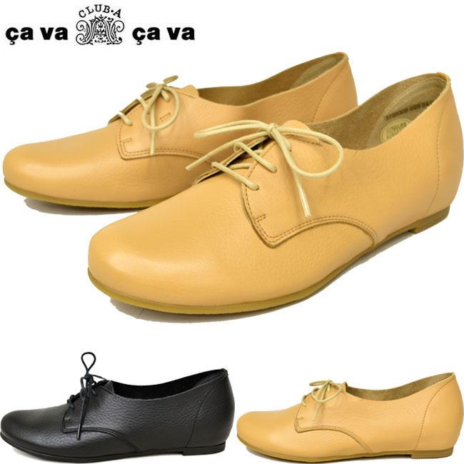 【タイムセール】 サバサバ サヴァサヴァ cavacava cava cava パンプス レースアップ 本革 レザー レディース 22.5-24.5 3720309
