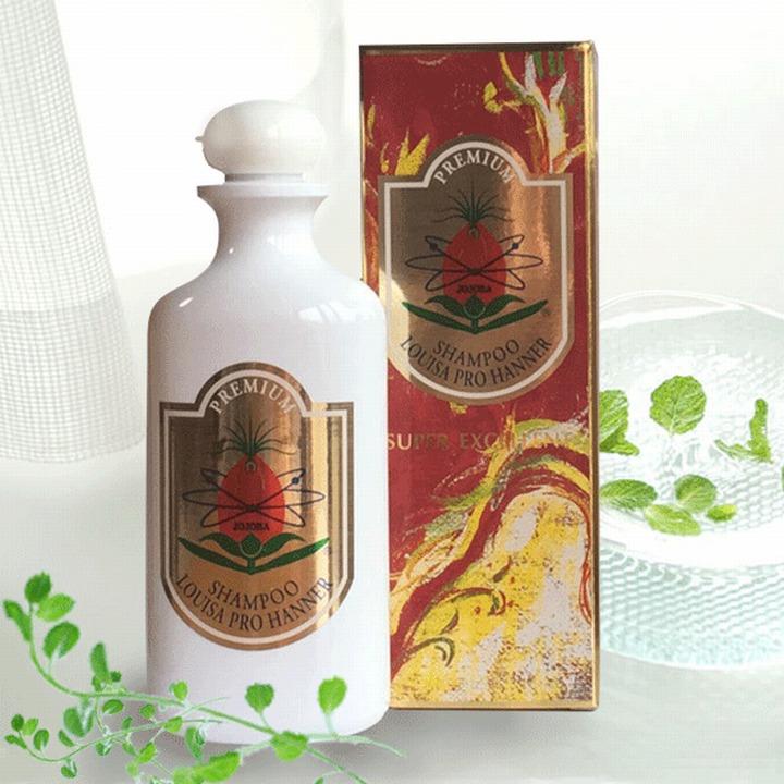 送料無料 医薬部外品 薬用ルイザプロハンナシャンプープレミアム新登場Louisa Pro Hanner Shampoo Premium 天然成分配合の自然派シャンプー