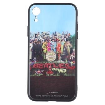 ビートルズの名盤ジャケットデザインを施したiPhone 激安 激安特価 送料無料 激安 お買い得 キ゛フト 送料無料 XR対応 ビートルズ公式商品 ガラスケース iPhone Sgt. Pepper's XR用 004