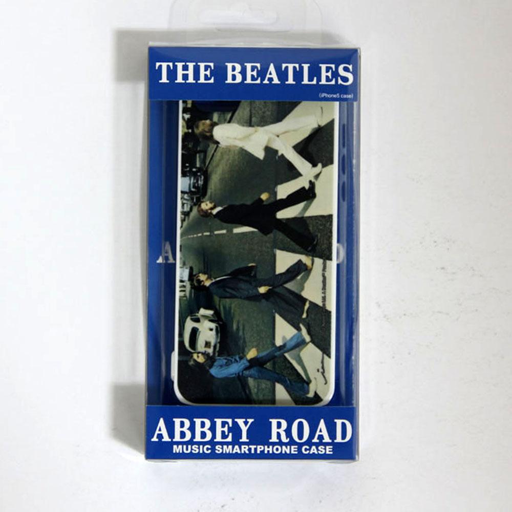 ビートルズ The Beatles 公式iPhoneケース iPhone5 5S用 オリジナル 5Sケ-ス_ABBEY ROAD 日本未発売 ザ ビートルズ公式商品