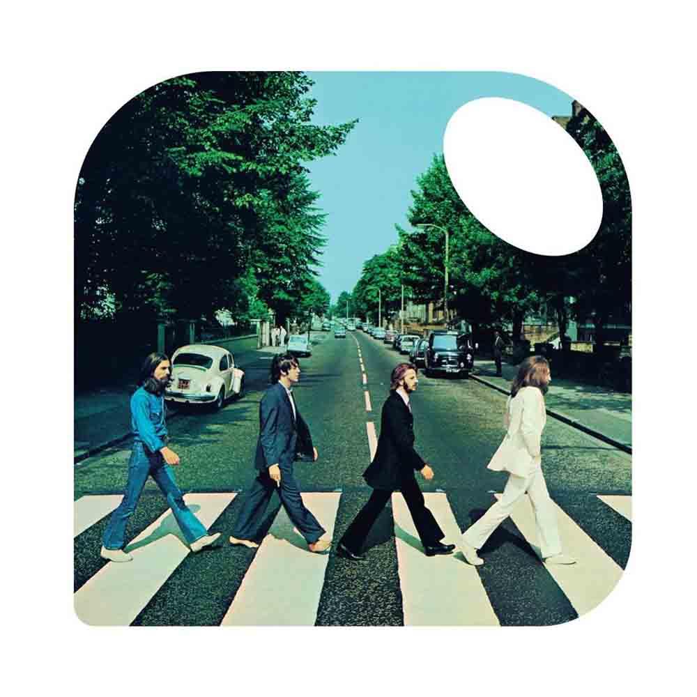 ビートルズ The Beatles をモチーフにデザインされた紛失防止機能付きストラップ キーホルダー 公式ライセンス商品 ザ 定価の67%OFF 紛失防止機能付 ビートルズ公式商品 キー ROAD オンラインショップ _ABBEY タグ