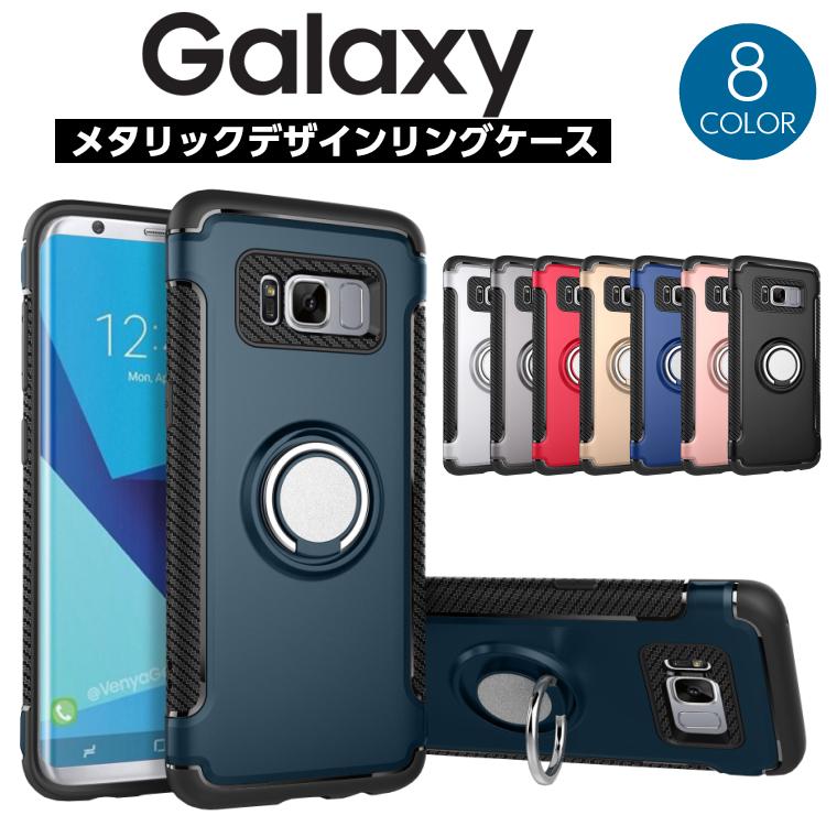 Galaxy [ギフト/プレゼント/ご褒美] S10 ケース リング付 スマホケース 公式通販 カバー 耐衝撃 ギャラクシーS10 SCV41 SC-03L Note10+ TPU SC-01M SCV42 Plus SC-04L SCV45 ハード メタリック ノート10プラス