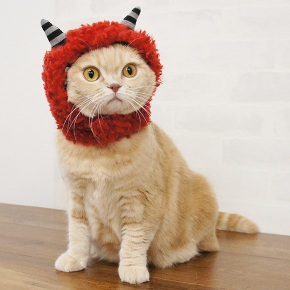 iDog &iCat original makeover some Buri snood fluffy Devil [disabled]
