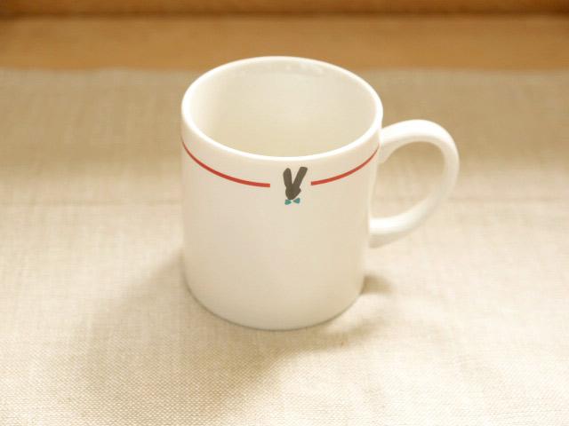 少し小さめの可愛いマグカップ キイズテーブル 驚きの価格が実現 1年保証 リコ ミニマグカップ