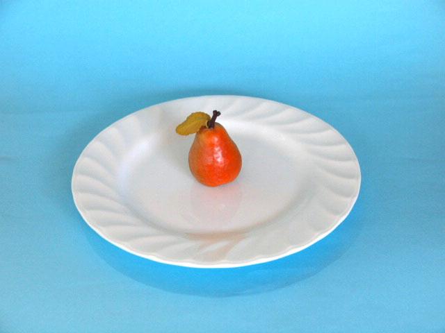 真っ白なお皿 セール 登場から人気沸騰 人気ショップが最安値挑戦 ウルトラホワイトキャロルケーキ皿1枚