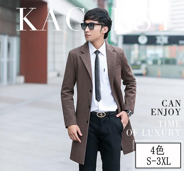 ロングコート メンズ チェスターコート ウール トレンチコート メンズ  ロングコート トレンチコート ショート ビジネストレンチコート メンズ(カジュアル/エレガント/新作アイテム) M L XL XXL 全3色